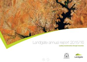A16 landgate annual report 2015-16
