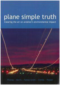 Plane simple truth by Geoffrey Thomas