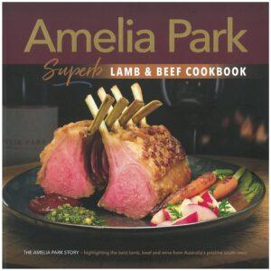 Amelia Park superb lamb and beef cookbook