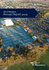 A8 City of wanneroo annual report Gold Australasian Reporting Awards